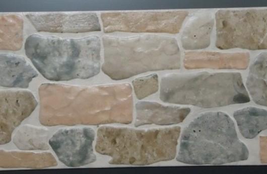 Muretto Assisi grigio 31x62 Rivestimento interno ed esterno