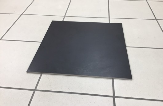 Pavimento Colors Nero in gres porcellanato rettificato