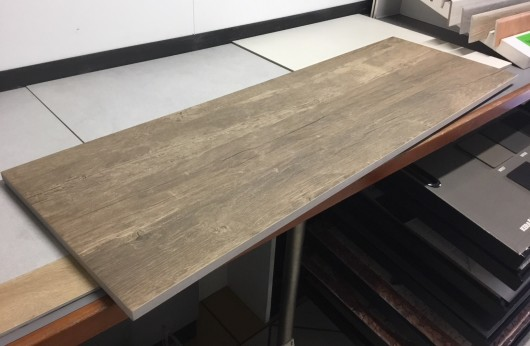 Pavimento Galleggiante Effetto Legno Noce 40x120 spessore 2cm