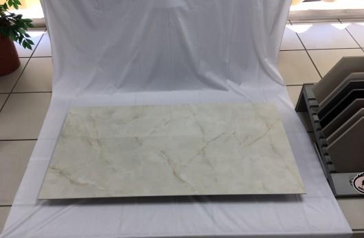 Gres Effetto marmo Onice Beige 1°scelta 60x120 spessore 5,5 mm