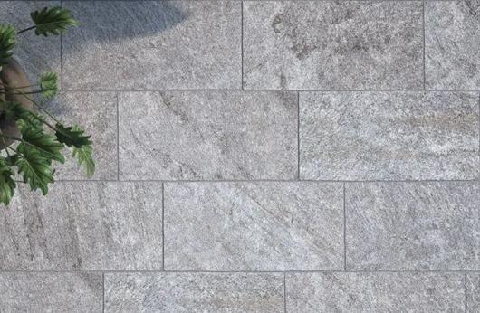 Pavimento in gres Onsernone Grip per esterno 1°Scelta 20,3x20,3 e 20,3x40,6