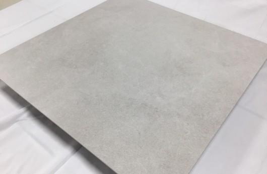 Lastra 4,9 mm di spessore in gres Grigio Paestum 45x45