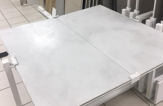 Pavimento e rivestimento in gres porcellanato Palladio Metal rettificato