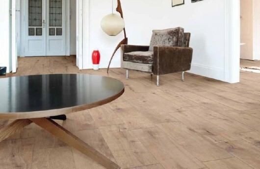 Pavimento in gres porcellanato effetto legno Cannella 1°Scelta