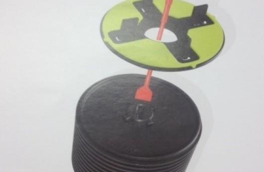 supporti regolabili per gres 2 cm sopraelevato