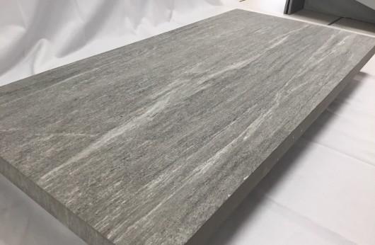 Pavimento Galleggiante 3CM di spessore Pietra di Vals 40x80