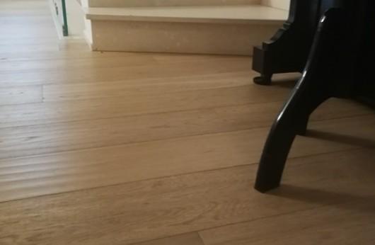 Pavimento in legno Plancia in Rovere Natura Piallato