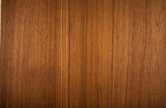 Pavimento in legno plancia verniciata in Teak spazzolato