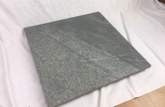 Pavimento in gres galleggiante Quarzite Grigio 60x60 spessore 2cm