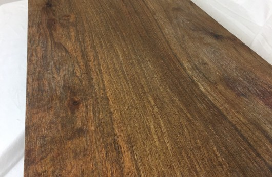 Pavimento in gres 2 cm di spessore Sandalo Rettificato effetto legno