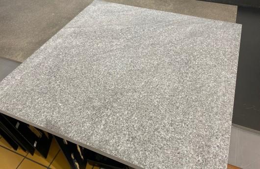 Pavimento in gres porcellanato 2 cm di spessore Silver 60x60