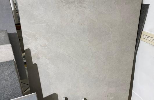 Pavimento in gres galleggiante Slate Grigio 100x100 2cm di spessore