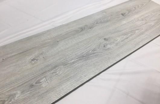Pavimento in vinilico SPC Rovere Grigio spessore 5 mm