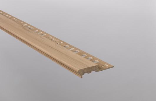 Gradino stondato marron chiaro barra da 2,5 m