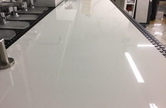 Lastra 5,5 mm di spessore con rete Total White 1°Scelta