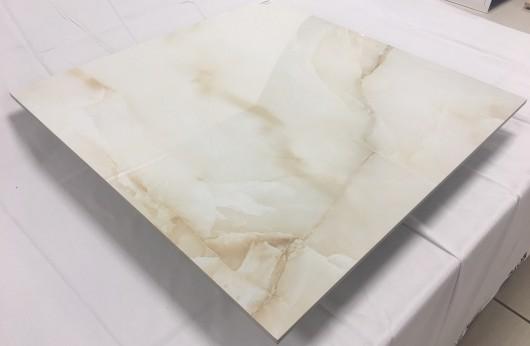 Pavimento levigato Verona Beige effetto marmo lucido 1°Scelta