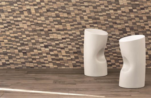 Pavimento in gres porcellanato effetto legno Wood Talk Emilgroup 1°Scelta