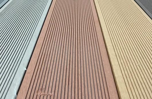 Pavimento per esterno Wpc Mattone pieno 23 mm
