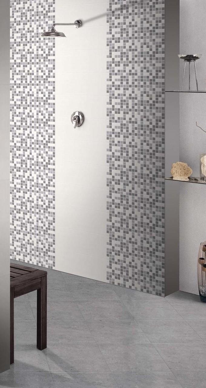 Mosaico Eleganza da rivestimento 20x50