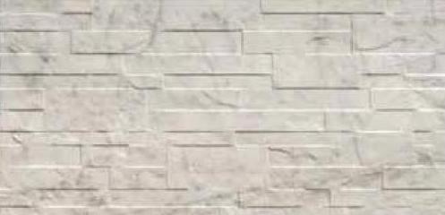 Muretto in Gres tipo pietra quarzite carrara