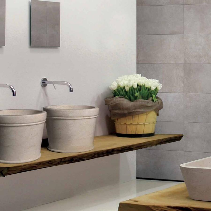 Lavabo in marmo Nuovo Secchio