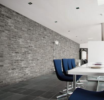 Muretto Alpi Grigio 31x62 Rivestimento interno ed esterno