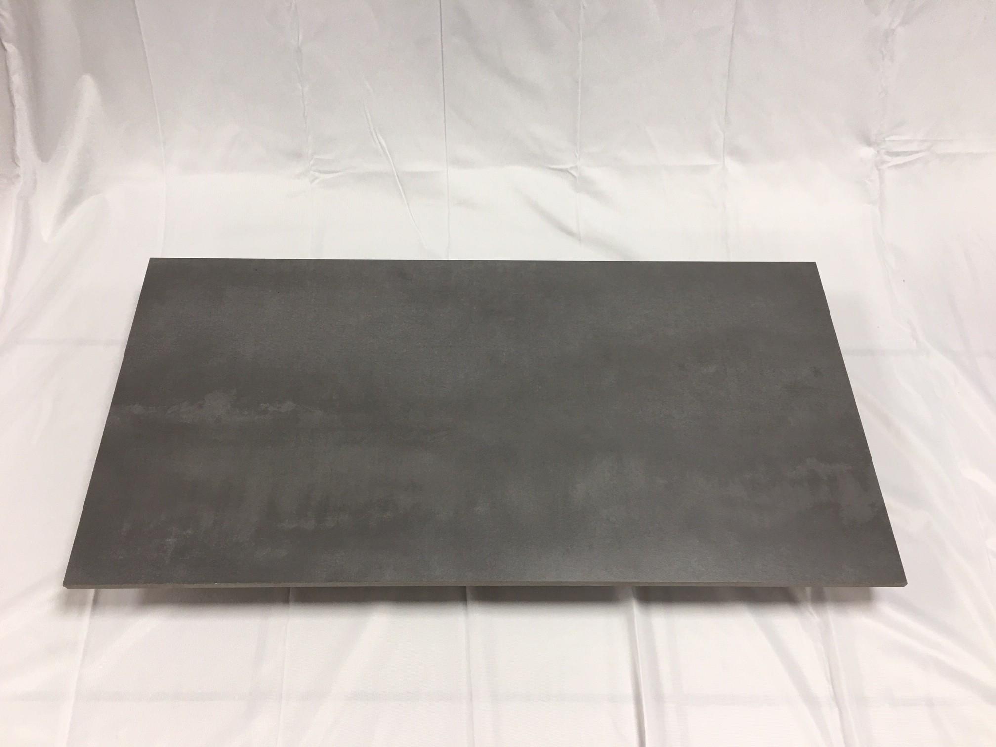 Pavimento Grigio Antracite : Pavimento in gres mm spessore grigio antracite