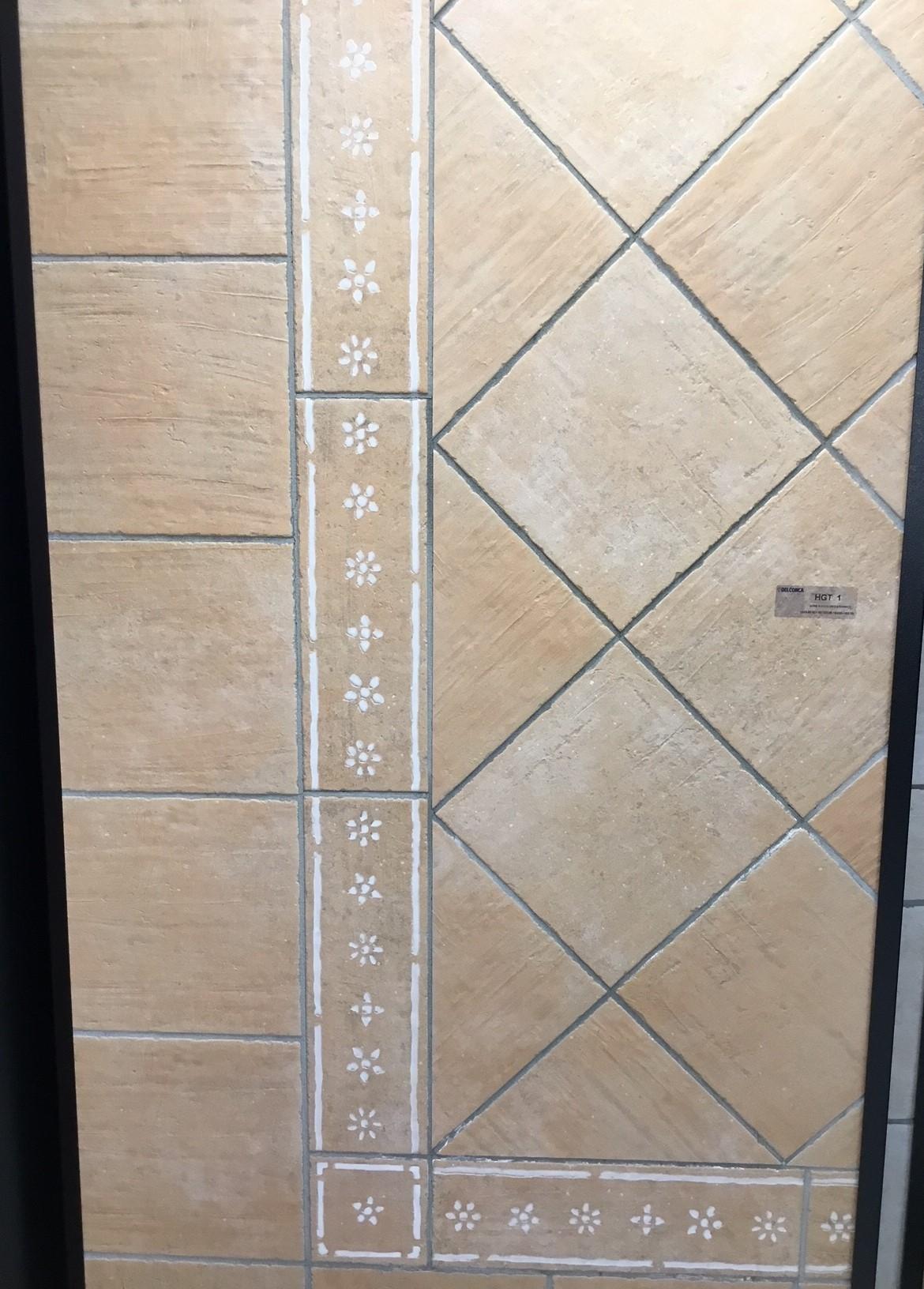 Pavimento in gres porcellanato collezione Galestro effetto cotto HGT 1