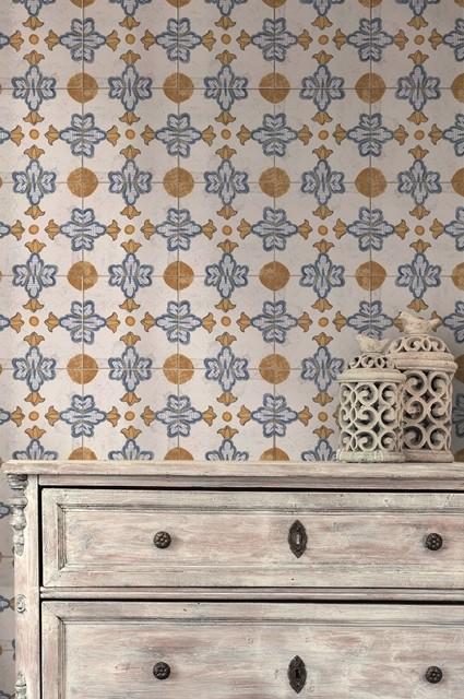 Cementina Maiolica lucida Monocolore D 20x20