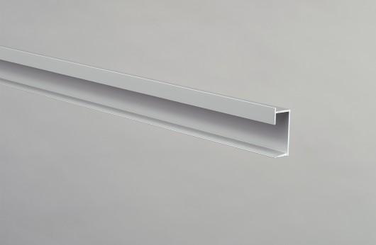 Listello decorativo in alluminio con soluzione Led